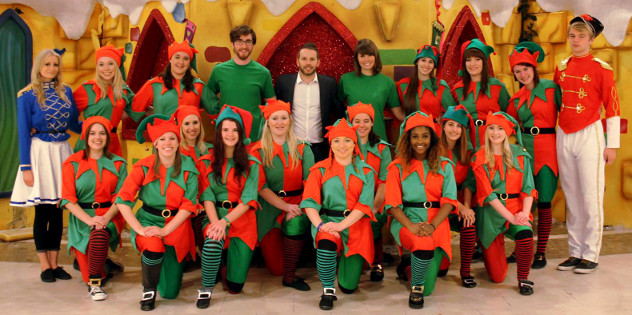 Christmas Grotto Management Team Hire