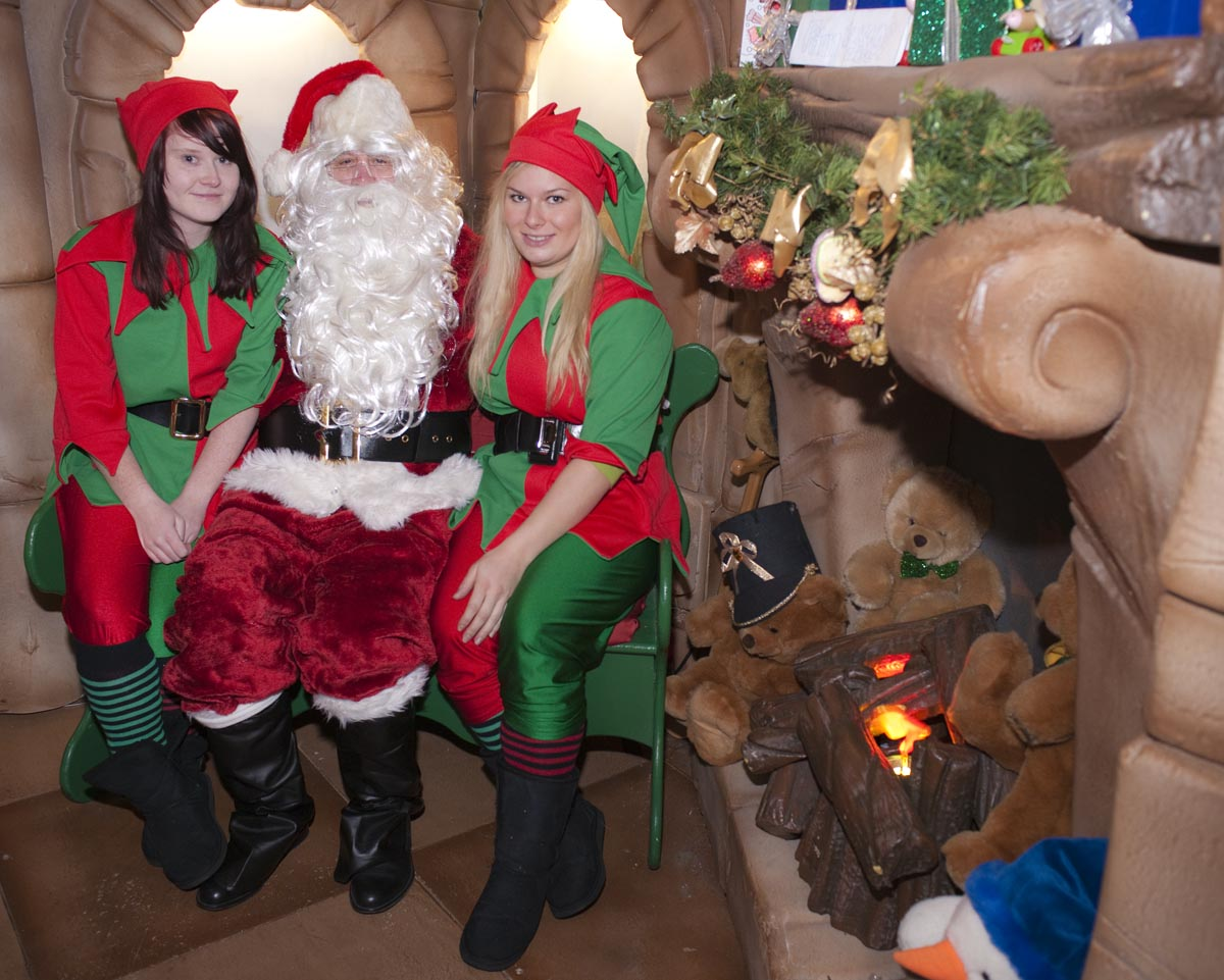 Christmas Grotto Management 55