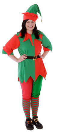 Christmas Elf Role