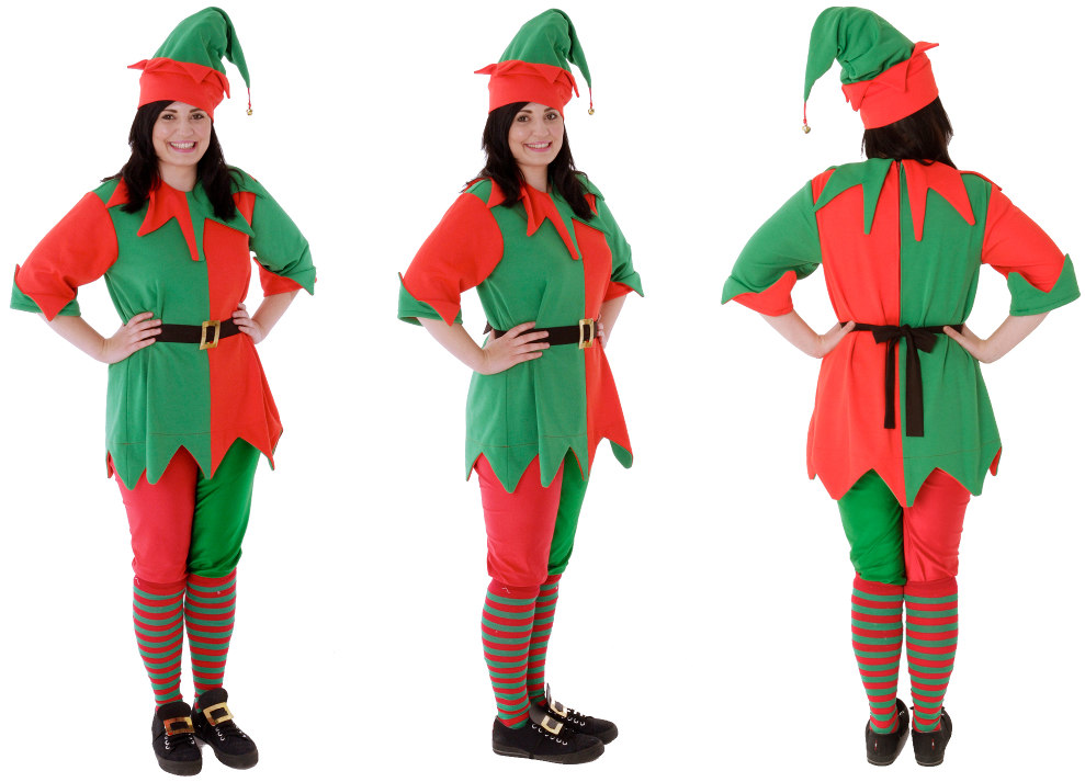 Elf Costume web