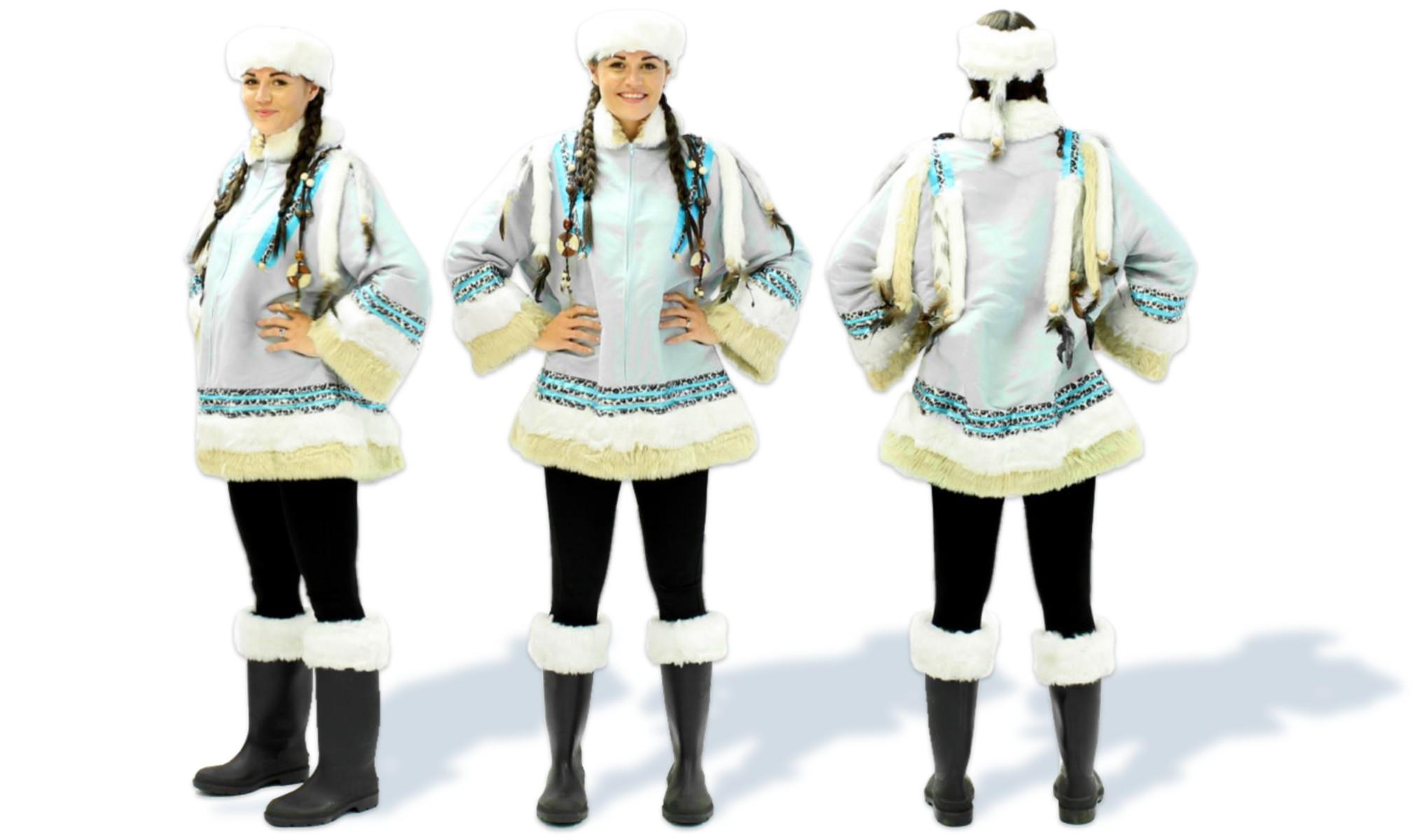 Inuit Costume Hire