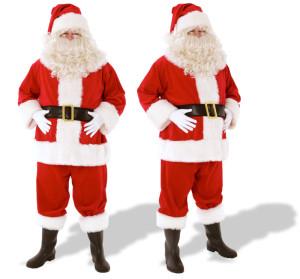Prestigate Santa Costume Hire