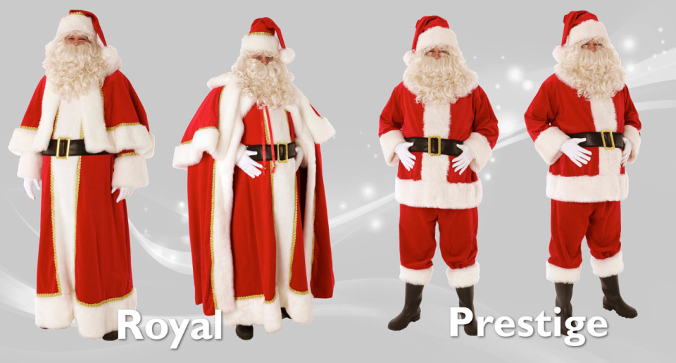 Santa u0026 Elf Costume Hire & Santa u0026 Elf Costume Hire | Great Grottos Ltd.