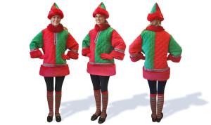 Christmas Grotto Staff Costume