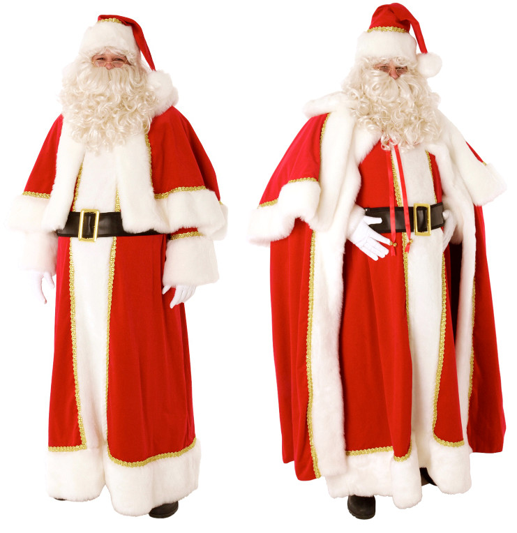 Santa Claus Costume Hire