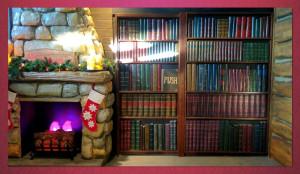 Reality Christmas Grotto Hire