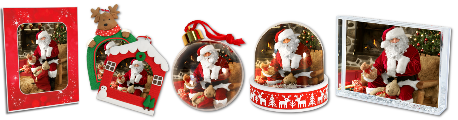 Christmas Grotto photography souvenirs