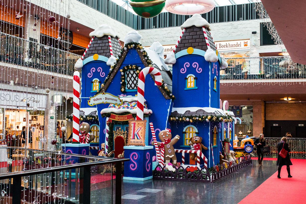 Santas House of Sweets