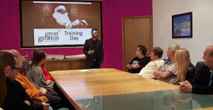 Christmas Grotto Staff Management